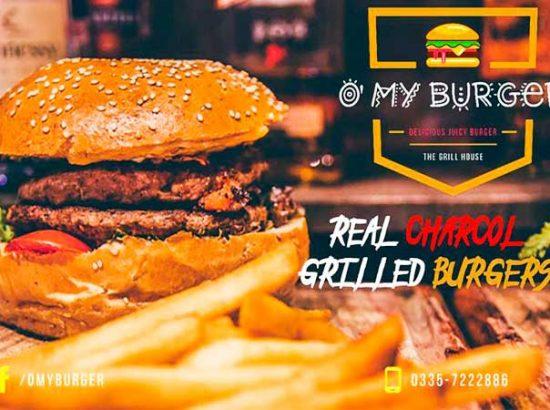 O My Burger