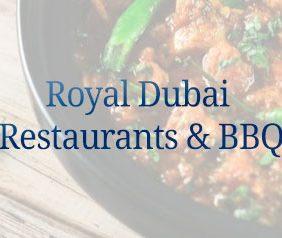 Royal Dubai  Restaur...