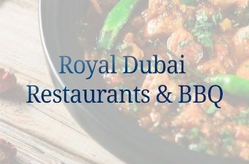 Royal Dubai  Restaur...