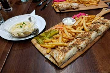 Arabic Bites