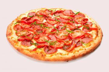 Homemade Foolproof Pan Pizza